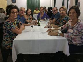 JANTAR DO SÁBADO